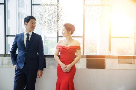 【文定、迎娶、類婚紗】婚禮精選 |單人雙機服務