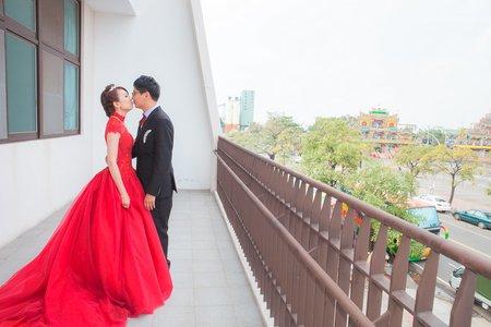 蕭、朱府-婚禮