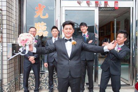 周、陳府-婚禮