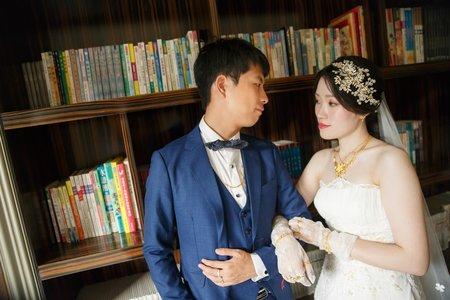 【文定、迎娶、類婚紗】富基婚宴會館-蘆洲館 |單人雙機服務
