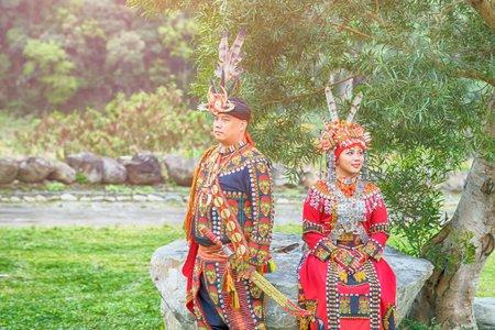 【文定、類婚紗、原住民、證婚】翩翩泰安 GLAMPING |單人雙機服務