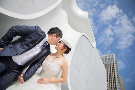 【文定、迎娶、類婚紗】台中歌劇院 |單人雙機服務