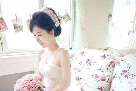 經典白紗造型