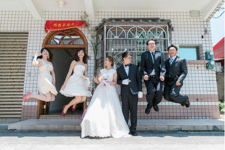 羅東祥瑞渡小月迎娶午宴