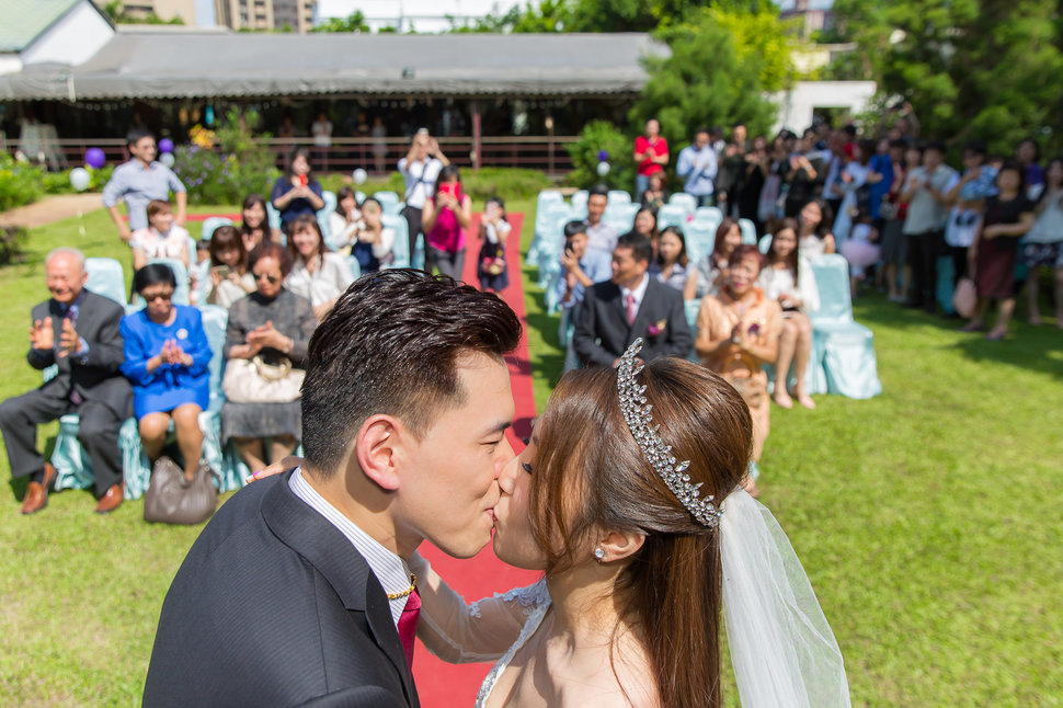 兆康&鈴芳_婚儀_新莊香草花緣餐廳(編號:287490) - Baby Sweety 婚禮記錄 - 結婚吧