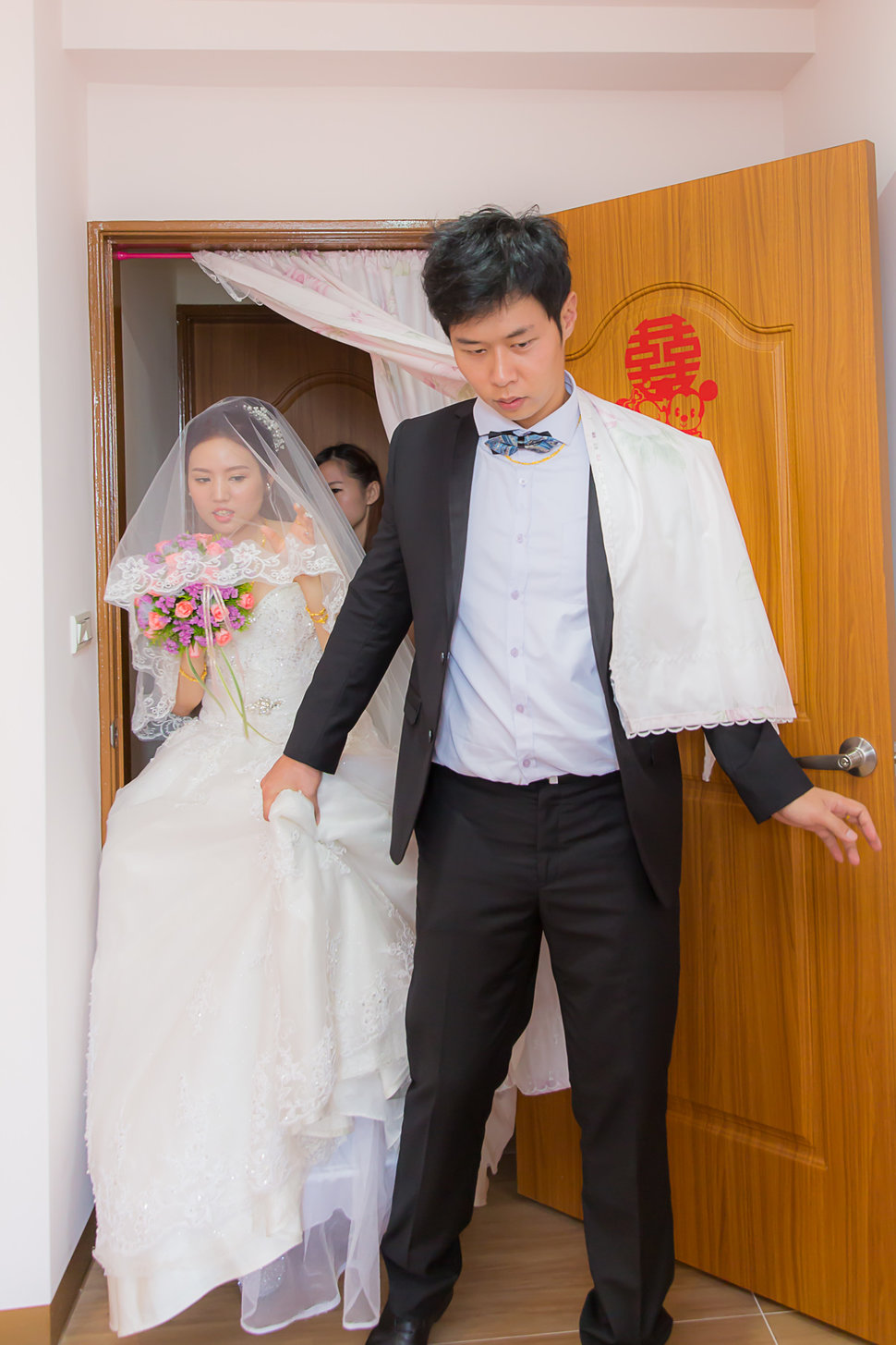 俊穎&宜君_文定迎娶_蘆洲富基婚宴會館(編號:287996) - Baby Sweety Studio - 結婚吧