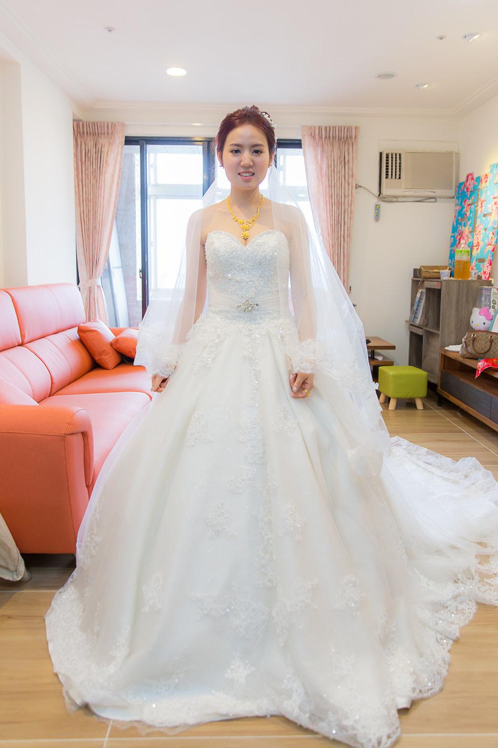俊穎&宜君_文定迎娶_蘆洲富基婚宴會館(編號:288060) - Baby Sweety 婚禮記錄 - 結婚吧