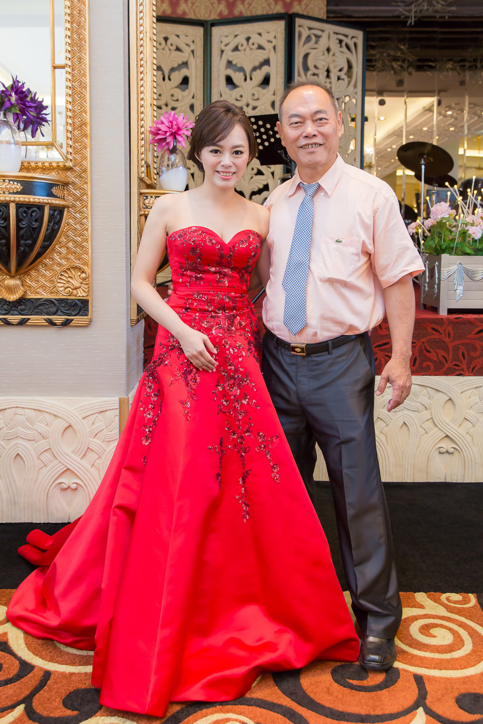 志平&宜柔_文定_南投寶旺萊6號花園酒店(編號:289113) - Baby Sweety Studio - 結婚吧