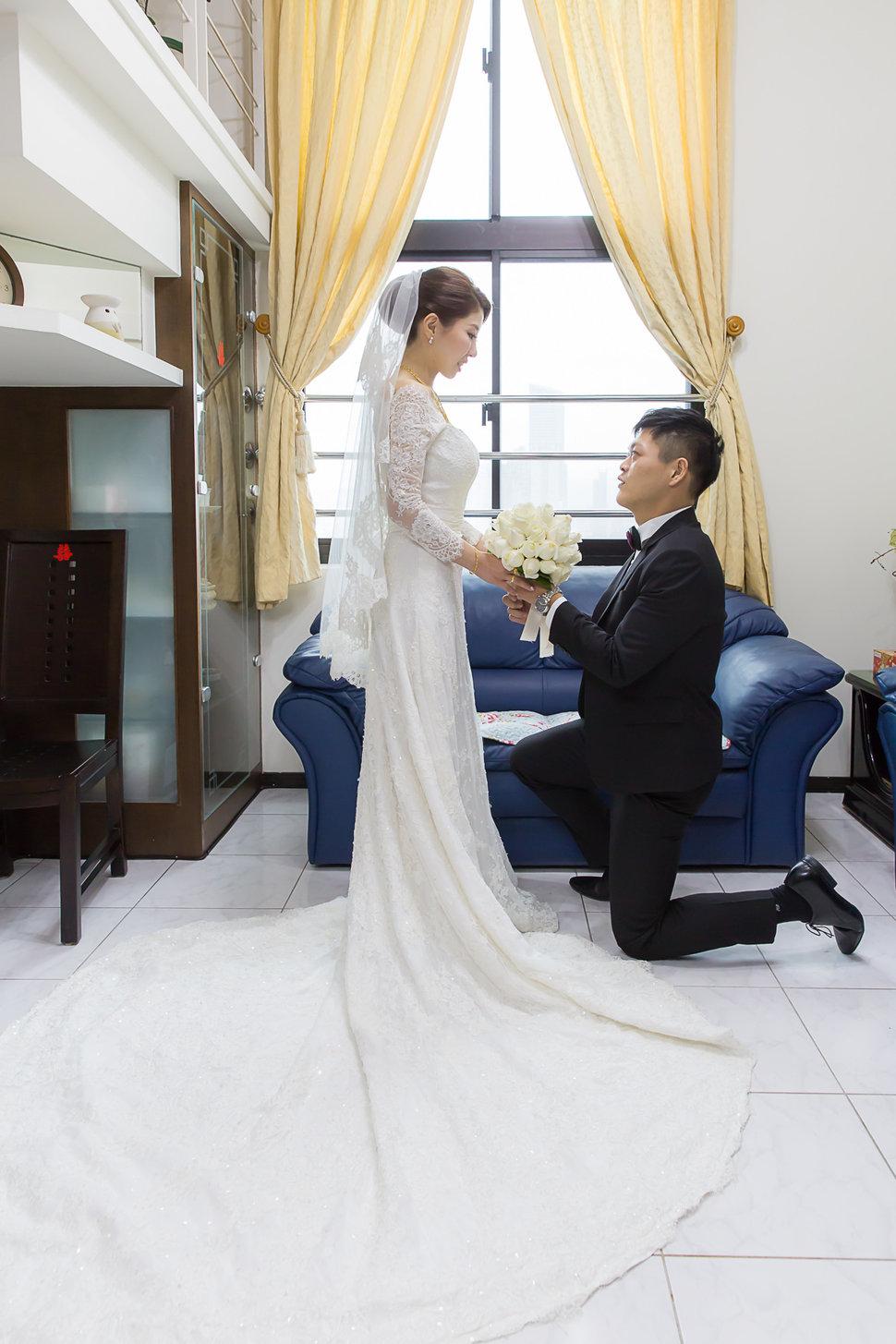 穎懿&乙喬_文定+迎娶_板橋府中晶宴(編號:289557) - Baby Sweety Studio - 結婚吧