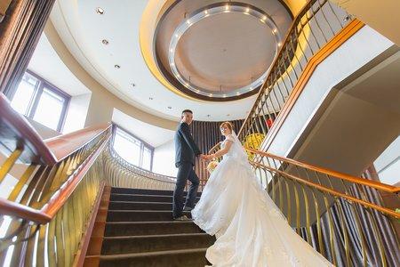 建銘&郡芳_婚儀_世貿33婚宴會館