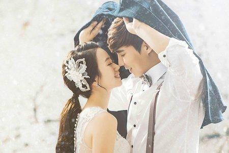 約定愛屋 韓國婚紗攝影