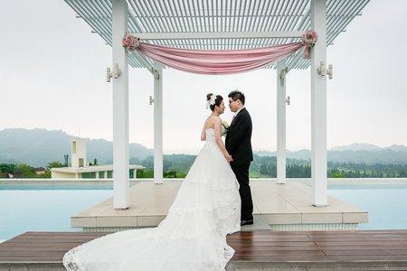 |台中婚攝|君&甯♥證婚晚宴|大坑心之芳庭|