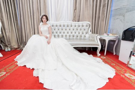 |新北婚攝|輝&憶♥婚宴紀錄<板橋囍宴軒>
