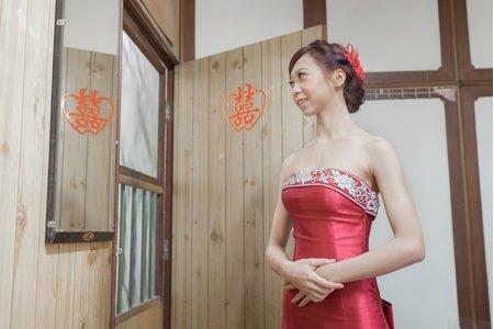 [桃園婚攝]育昇&沛伶♥訂結午宴<內壢龍昇餐廳>