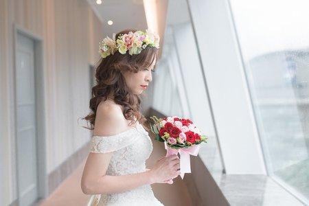 |台北婚攝|Troy&Lindsay♥婚宴紀錄<南港雅悅會館>