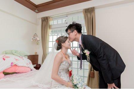 |彰化婚攝|欣&涵♥迎娶晚宴|花壇金典婚宴會館|