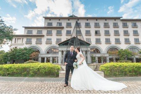 |新竹婚攝|Ming&Poka♥迎娶晚宴|新竹煙波飯店湖濱館||