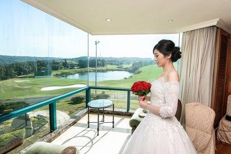 |桃園婚攝|君&倫♥訂結午宴|揚昇高爾夫球場|