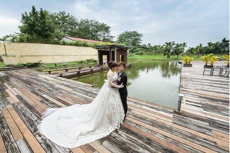 |台南婚攝|宜&智♥迎娶午宴|走馬瀨蘭花會館|