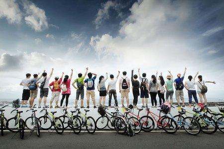 [單車旅遊攝影紀錄]草嶺古道/福隆/鐵路便當/自行車道/北部濱海公路