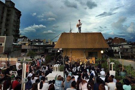 [高雄鳳山活動攝影]屋頂音樂會野人的夢想/野人李威慶
