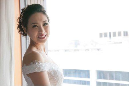 [台北威斯汀六福皇宮]新加坡正妹新娘/歌聲感動全場/Ganesh+Lisa