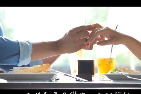 [婚紗愛情微電影]不只為妳拍攝婚紗照/更記錄你們幸福點滴/俊翰+皓雅