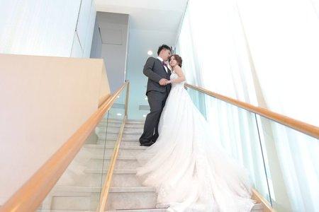 [新竹晶宴會館]爸爸是女兒上輩子的情人/父愛幸福眼淚/楊錚+惠筑
