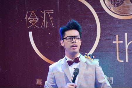 [尾牙活動表演]陳大天小蝦模仿秀/與觀眾互動嗨翻全場-Part2/新莊翰品酒店