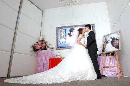 [台北饌巴黎星光攝影棚]婚禮上的驚喜/浪漫雙人舞蹈/Rey+Fox