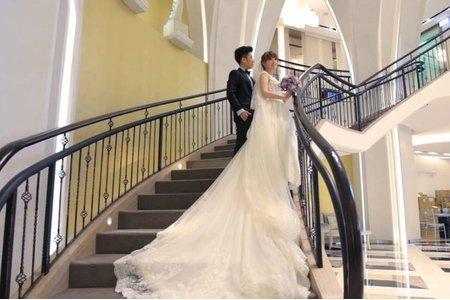 [桃園晶宴會館]握住幸福/基督教會/婚禮詩歌/Jay+Kim