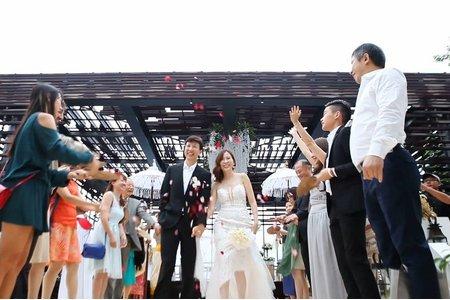 [峇里島婚禮]Wedding at Alila Villas Uluwatu BALI/Ben+Jill