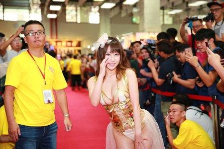 [第六屆TAE台灣成人博覽會]0804精華影片/女優出場走秀/舞台表演