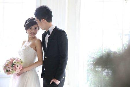 [加拿大結婚包套婚紗]夢幻清新韓式韓風歐風婚紗/Mandee+Ken