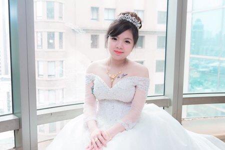 婚禮造型-宛津wedding