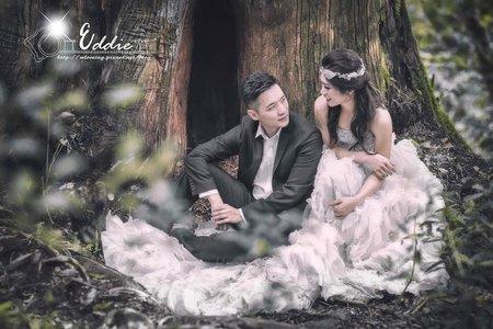 婚紗造型-司馬庫斯dress