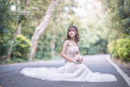 婚紗造型-永安外拍dress