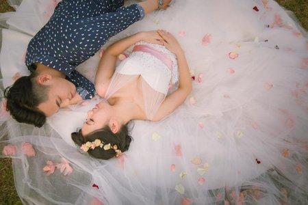 婚紗造型-基隆外拍-彥紳小莉dress