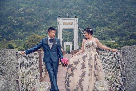 婚紗造型-新竹外拍-冠羽奕蓁dress
