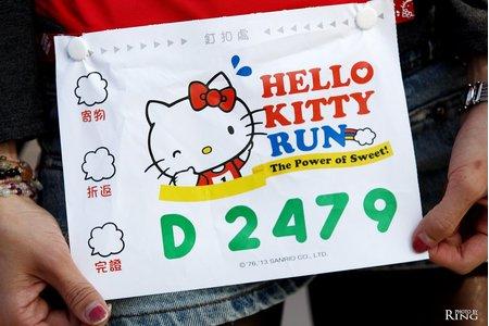 [Hello Kitty Run]路跑運動賽事活動攝影