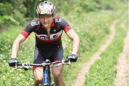 55馬拉松登山車賽自行車活動