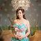 新娘棚拍公主造型(編號:983)