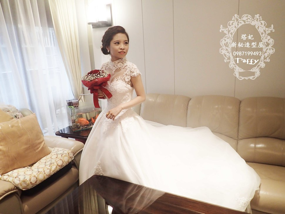 叮叮噹迎娶(編號:270858) - Taffy塔妃新娘造型屋 - 結婚吧