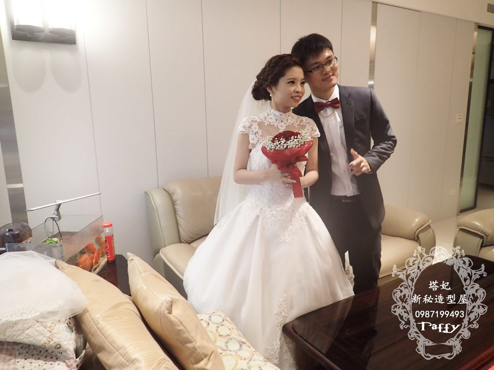 (編號:270859) - Taffy塔妃新娘造型屋 - 結婚吧
