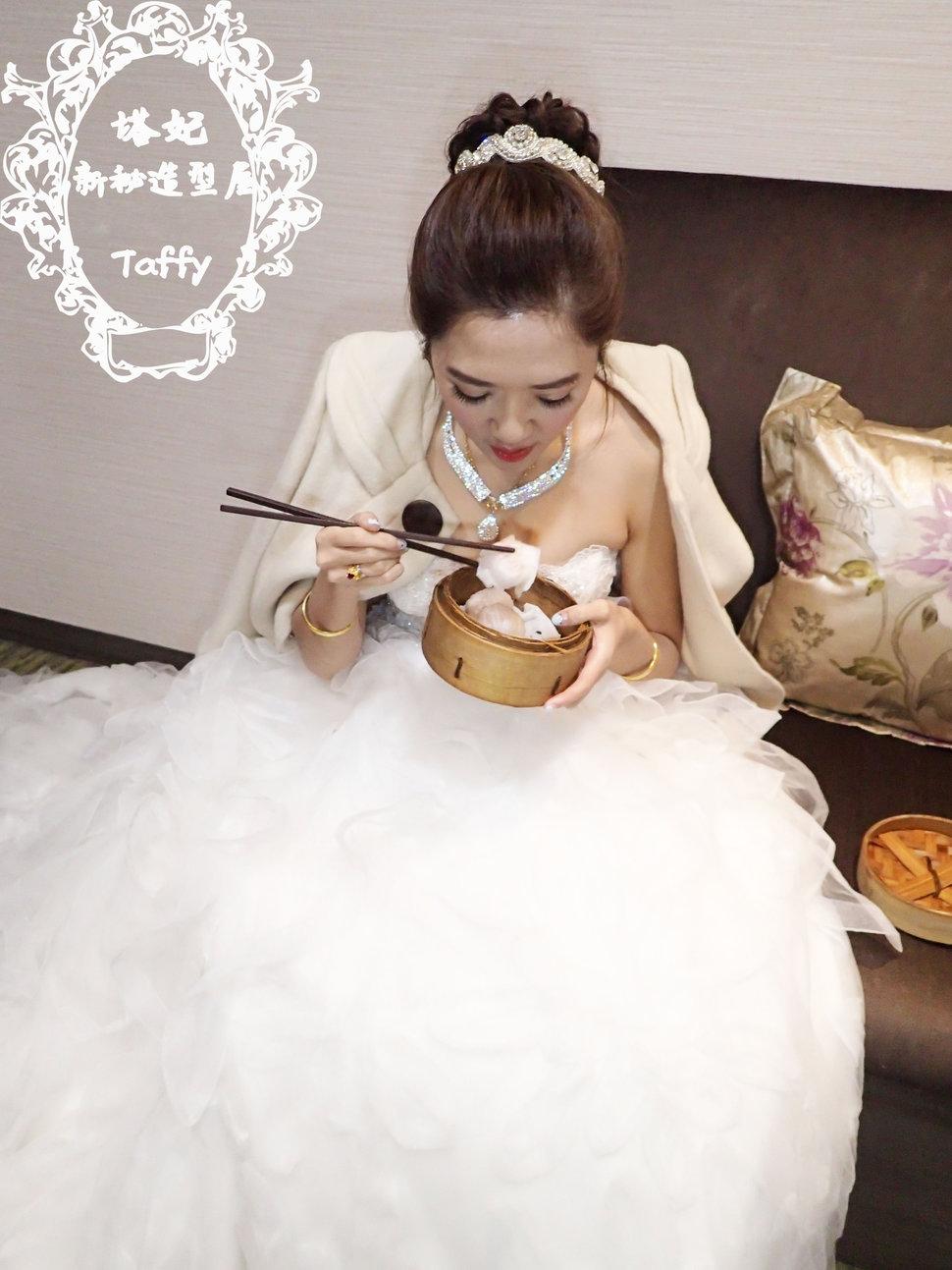 10新娘進場造型(編號:516412) - Taffy塔妃新秘造型屋 - 結婚吧