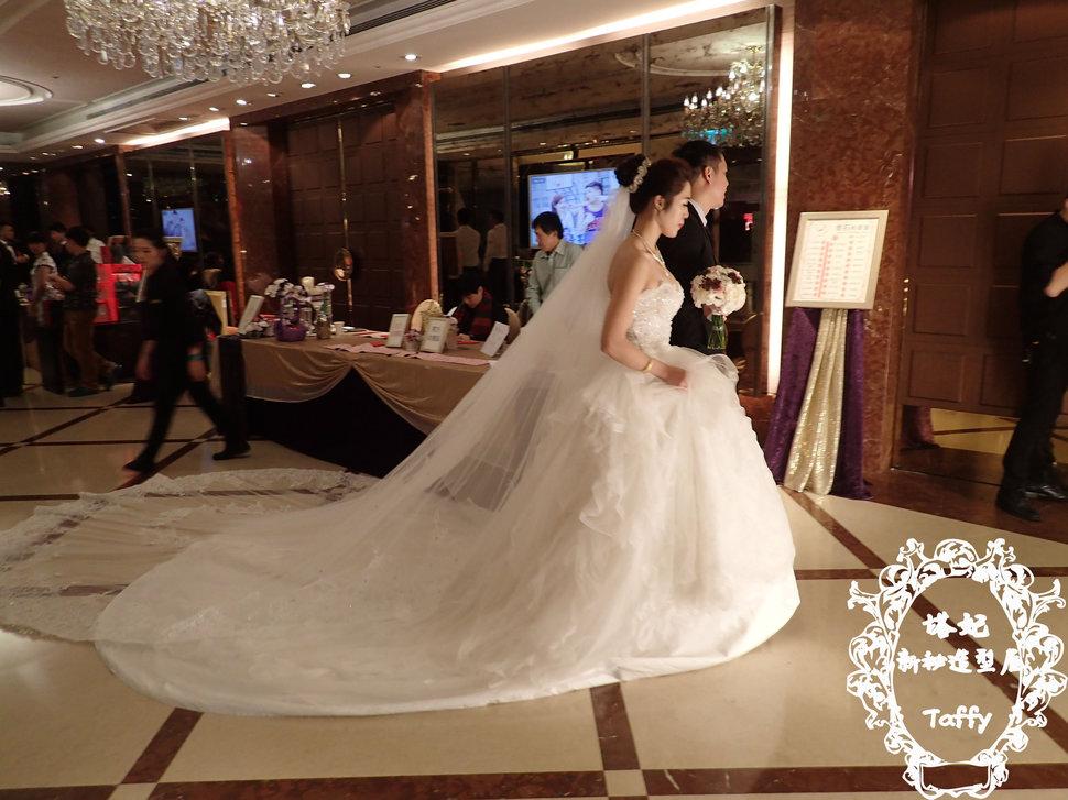 10新娘進場造型(編號:516413) - Taffy塔妃新秘造型屋 - 結婚吧