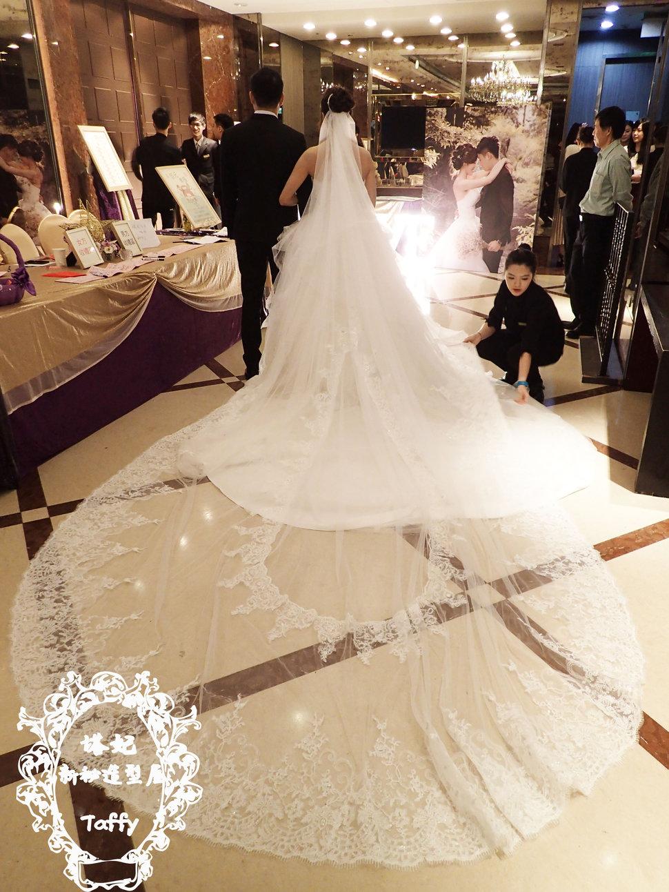 10新娘進場造型(編號:516416) - Taffy塔妃新秘造型屋 - 結婚吧
