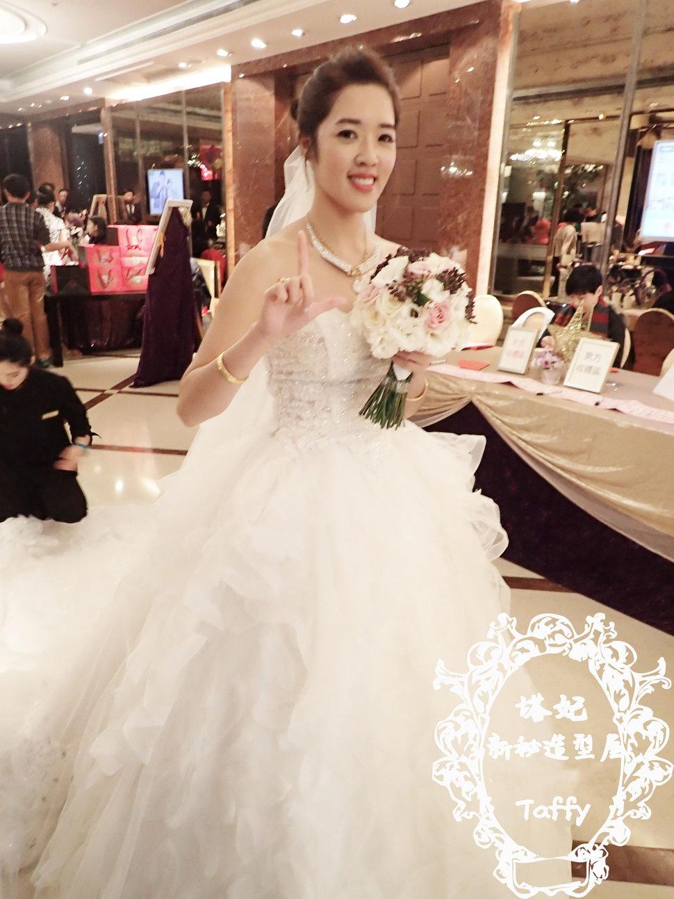 10新娘進場造型(編號:516421) - Taffy塔妃新娘造型屋 - 結婚吧