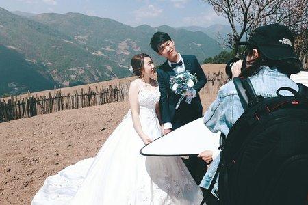 海外自助-雲南高山婚紗