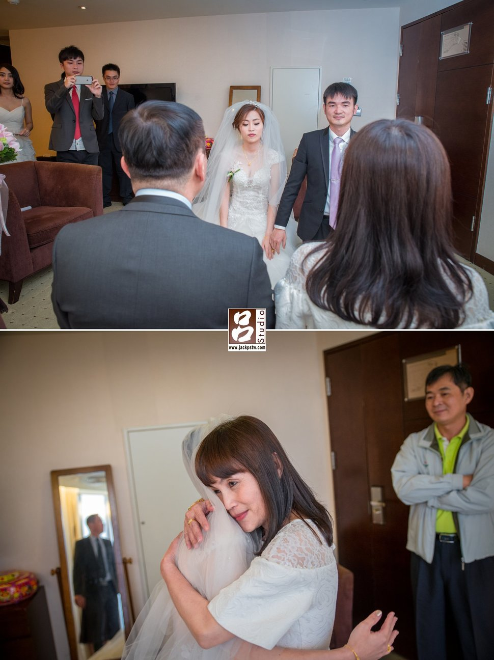 蓮潭會館-迎娶婚宴(編號:548990) - 幸福小鎮-婚禮紀錄 - 結婚吧